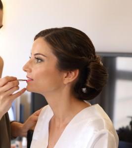 Maquillaje novia