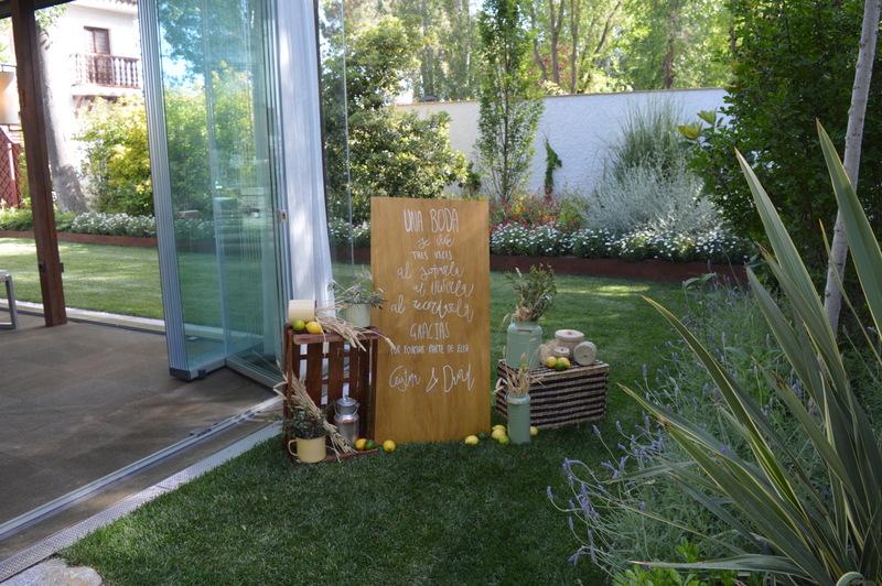 Rincón Bienvenida en La Quinta de Illescas