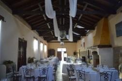 Decoración de salón bodas Madrid