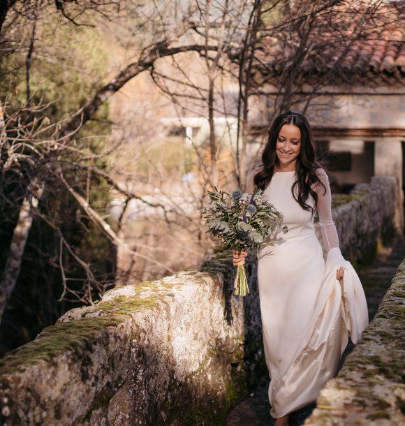 Molino Tornero-novia de invierno
